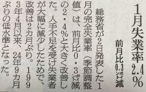 """日本経済 """"HARDLANDING"""" への道程 つかの間の 労働市場に春が来てる!  まさに 完全雇用状態だしな 社会政策的にはな!  労働経済学の"""