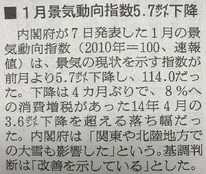 """日本経済 """"HARDLANDING"""" への道程 それでも 内需低迷化は進む 深刻な消費が瓦解中!"""