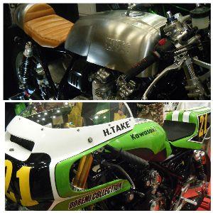 YY倶楽部 今日はモーターサイクルショーに行ってヨシムラの社長さんとも話しができ  楽しんできましたよ〜