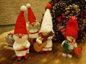 優しい風に吹かれて~ 今日はクリスマス  今年のクリスマスは色んな意味でしんどい。。  子供はまだプレゼントに気ずかず寝て