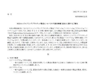 3101 - 東洋紡(株) 収まらん