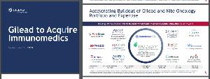 4572 - カルナバイオサイエンス(株) >イミュノメディクス買収に関する資料だが、 その中の2年間に13社とポートフォリオと技術導入したとい