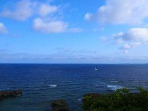 もっと自由に恋したい。(独り言専用トピ) 青い青い爽やかな空と海