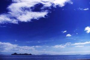 もっと自由に恋したい。(独り言専用トピ) 青い爽やかな空と海 m