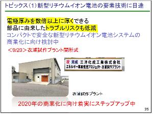 4471 - 三洋化成工業(株) 決算資料より。