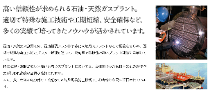 1966 - (株)高田工業所 アジアでも実績があるLNGプラント
