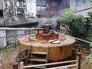 いつか金沢に住みたい 五月としては異常な暑さが続いていたが、今日は少し 和らぎました。  海さん 有馬は山に囲まれた温泉町