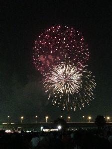ガーデニング仲間 おはよう! 昨夜は地元の淀川花火大会いってきました 綺麗でした  先日の地震速報は、全国でなったのか