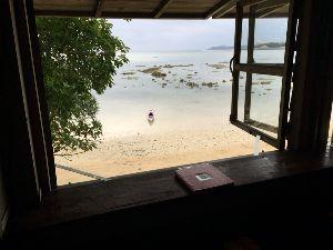 新【40代のシングルの人この指とまれ♪】 なんかね、沖縄の海が、とっても癒されるんだー どこ、って訳でもないけど、綺麗な海を、ボケーっと眺めら