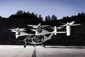 8739 - スパークス・グループ(株) トヨタ自動車はヘリコプターのように垂直に離発着できる電動垂直離着陸機「eVTOL」を生産技術の見地か