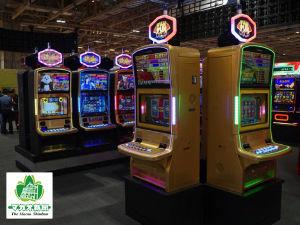 2743 - ピクセルカンパニーズ(株) LT GAME JAPANが出展したスロットマシン「RGX-1000」シリーズ=2019年11月12