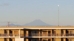 今日の出来事 おはよう👋😆✨☀  台風が過ぎて天気いいですねー🙆 富士山🗻もよく見えているよ👀
