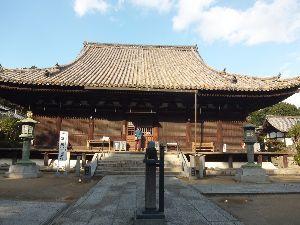 死別された人いますか? 52番札所-太山寺№2  本堂