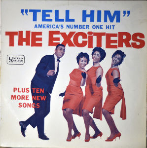 やっぱり、Oldies(^^♪ The Exciters - Tell Him  https://youtu.be/G2sH6h0V