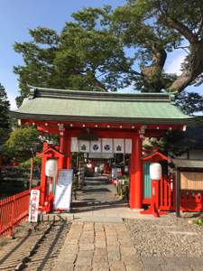4420 - イーソル(株) 生島足島神社の主祭神は生命力と満足の神様。  きっと全てのイーソルホルダーに活力を与え、満足に導いて