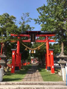 4420 - イーソル(株) 久しぶりに神社にお参りしてきました。  今日は長野県の生島足島神社。  イーソルは自分にとっては神の