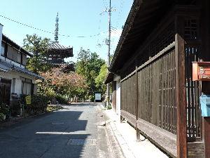 奈良が好きな人の、壁新聞! 好天に誘われて隣町まで昼前に足を運んできました  少数の集落に取り囲まれこんもりと生い茂った森の中に