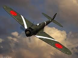 ドトールコーヒー 「大戦機コレクション9」  中島一式隼戦闘機Ⅰ型 (加藤建夫機) ↓