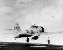 ドトールコーヒー 「大戦機コレクション5」  三菱零式艦上戦闘機21型 ↓