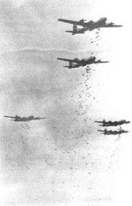 ドトールコーヒー 「大戦機コレクション2」  B29スーパーフォートレス戦略重爆撃機 ↓