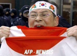 """シナ人に凌辱されまくる日本の暴力団 『""""韓国は世界最悪""""と評したIMF報告』に   狂乱状態に陥った韓国人。"""