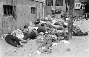 シナ人に凌辱されまくる日本の暴力団 これはもはや虐殺とは言いません!!                 実態は、屠殺なんです!!