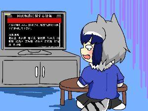 マッチョ(´◉◞౪◟◉) 騒いでも一時、、変わらない日本www