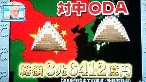 新聞協会が軽減税率を求める!! 元官僚「日本の対中国ODAは3兆円ではなく6兆円。       アジア開発銀行等の迂回融資分をあわせ
