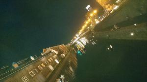 いつだって、そばにいるからね♪ 画像プレゼント 小樽運河です。