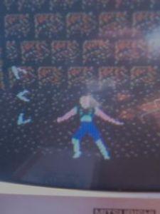 TVゲームの事を教えてください FC版北斗の拳 ステージ4のボス サウザー