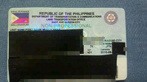 シギナ プリーズ。 でも運転しないでも運転免許証はIDのかわりにも必要やし パスポート(コピーは持ってたほうが良い)持ち