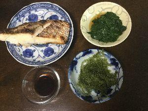 ながれながれて〜 今夕☆酒の友  大相撲中継を観ながら聴きながら^^