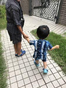 昭和35~36年生まれの人集まって~♪ 皆さん  台風は大丈夫でしたか?  立秋すぎても  さらに暑いね〜😅  2人名目の孫も1歳半になり