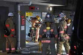 8802 - 三菱地所(株) 新宿・駐車場CO2事故、 「資格者立ち会いなし」 消防庁通知に違反  2021/4/16(金) 毎日