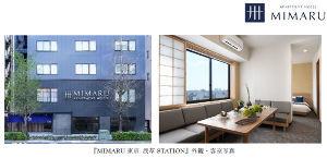 8802 - 三菱地所(株) 『MIMARU東京 浅草STATION』 4月22日開業 2021年4月21日   コスモスイニシア