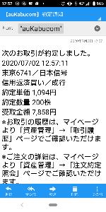 100万円を1億円にするスレッド 日本信号の売りに利がのるのはいいけど底打ちはどこか?少し買い戻し
