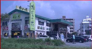 沖縄へ だいこんの花 へぇ~~、沖縄にも・・・・