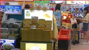 沖縄へ 定番:海ぶどう