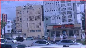 沖縄へ 吉野家 沖縄にもありました。