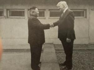 6208 - (株)石川製作所 トランプ大統領と金正恩が握手したから北朝鮮情勢は当分お休みです。  イラン情勢がヤバそうだね。英国が