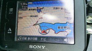 東京から中型バイクで行く平日ツーリング クーラーがよく利いてました。