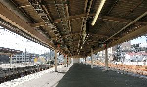 Something in your eyes 50半ばまで鉄道はほとんど使わなかった。 だいたい車で日本全国走り回っていたから。 鉄道を使うように