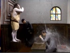 8186 - (株)大塚家具 罪深き仔羊よ、心ゆくまで懺悔をなさい。  祈りなさい。祈りなさい。