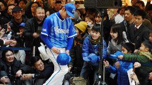 """2016年6月14日(火) DeNA vs 日本ハム 1回戦  そうですね。ヤスアキは、いまや""""DeNAの宝""""だすものね。"""