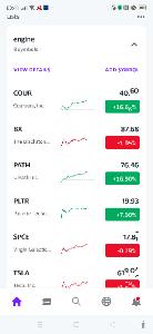 PLTR - パランティアテクノロジーズ パラ。。。8%上昇で20越えやな~🥺ྀིྀི