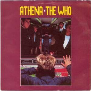 ♪音楽関係山手線ゲーム ☆☆☆ 9.Athena  1982年 The Who  2008年彼らの曲何曲しか知らないのですが、 さい