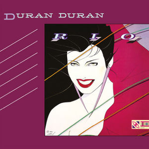 ♪音楽関係山手線ゲーム ☆☆☆ 20.Rio  Duran Duran  1982年発売のアルバムタイトル曲でシングルカットされ シ