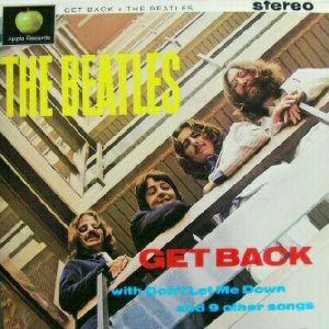 ♪音楽関係山手線ゲーム ☆☆☆ 19.Get Back  The Beatlesの20曲ビルボート1位の曲の中で18番目 1969年