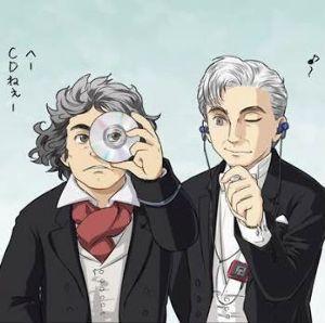 ベートーヴェン大好き人間集合! 気ままにしゃべりましょう♪ 例えばベートーヴェンの交響曲では、  第何番が突出して旋律性に乏しいとか そういう紋切りのうんちくあ