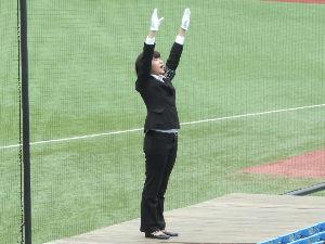 栄光の攻撃野球・東洋大学硬式野球部 東都大学野球春季リーグ戦 第五週一回戦 第二試合  日本000 210 000  3  H5 E0